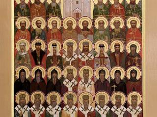 Собор Белорусских святых