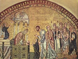 Введение Пресвятой Богородицы
