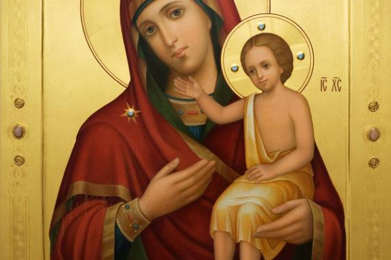 Православная Церковь чтит икону Пресвятой Богородицы «Воспитание»