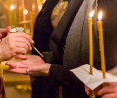 Приглашаем принять участие в таинстве Елеосвящения (соборования)