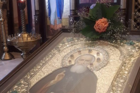 День памяти препобного Сергия Радонежского