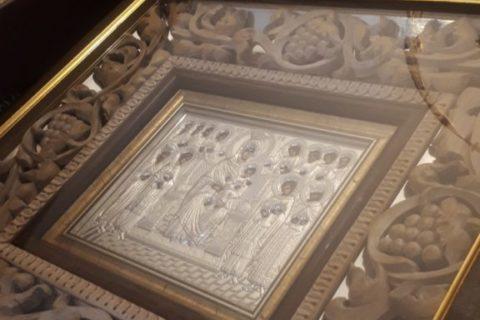 Икона Пресвятой Богородицы «Экономисса»— внашем храме