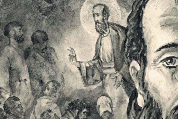 Апостол Павел— враг Христа, ставший преданным другом