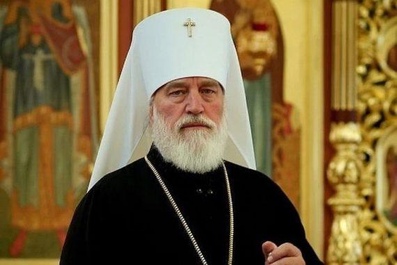 Обращение митрополита Павла всвязи снеблагоприятной обстановкой пораспространению коронавирусной инфекции