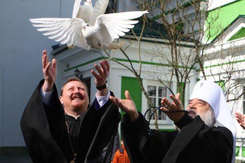 Протоиерей Николай Коржич: одна изважнейших составляющих служения митрополита Филарета— это миротворчество