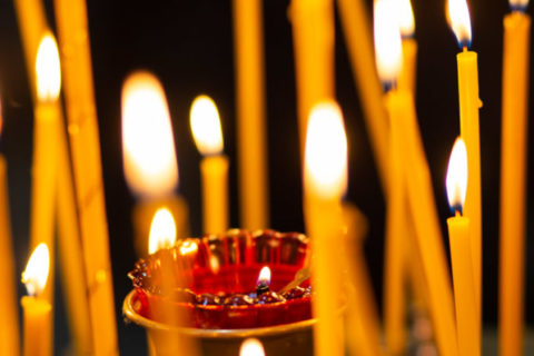 Молитва оупокоении Высокопреосвященнейшего митрополита Филарета (для домашнего/келейного правила