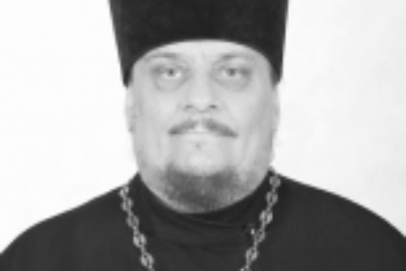 Отошел коГосподу протоиерей Дмитрий Ветошкин