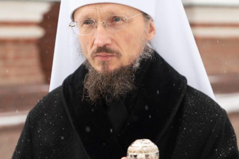Обращение митрополита Вениамина кверным чадам Белорусской Православной Церкви впреддверии Великого поста
