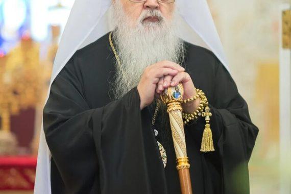 ВМинске появится памятник митрополиту Филарету (Вахромееву)